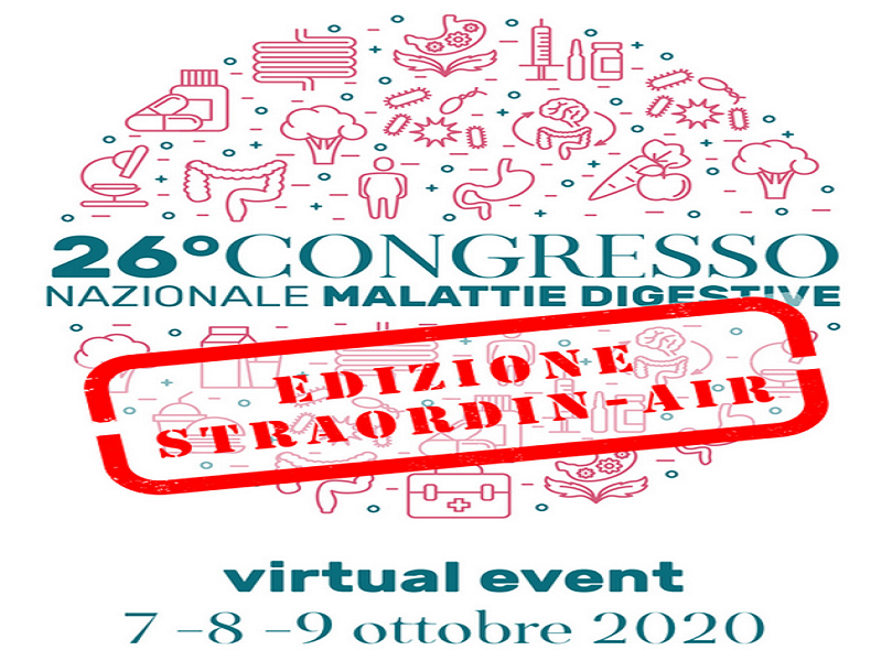 07-09 OTTOBRE 2020, 26° FISMAD Virtual Event